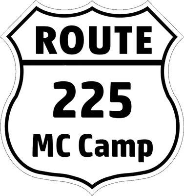 Route225 mc camp logo